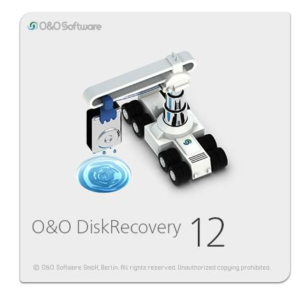 Интерфейс O&O DiskRecovery