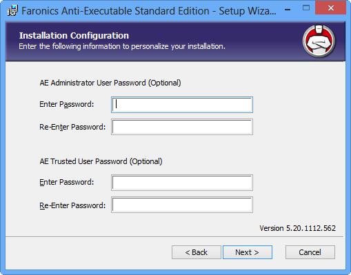Интерфейс Anti-Executable Standard